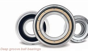 85 mm x 130 mm x 22 mm  skf 6017 N Deep groove ball bearings