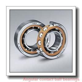 60 mm x 110 mm x 22 mm  skf 7212 BEGAM Single row angular contact ball bearings