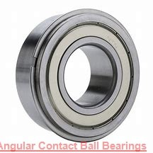 20 mm x 42 mm x 12 mm  NTN 7004 Single row or matched pairs of angular contact ball bearings