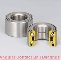 45,000 mm x 100,000 mm x 25,000 mm  NTN 7309BG Single row or matched pairs of angular contact ball bearings
