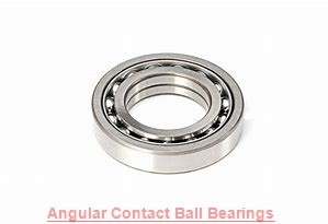 60 mm x 110 mm x 22 mm  NTN 7212B Single row or matched pairs of angular contact ball bearings