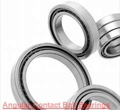 45 mm x 100 mm x 25 mm  SNR 7309.BG.M Single row or matched pairs of angular contact ball bearings