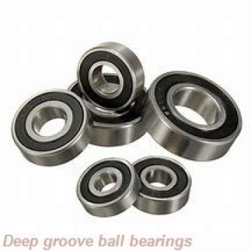 12.7 mm x 33.338 mm x 9.525 mm  skf RLS 4-2Z Deep groove ball bearings