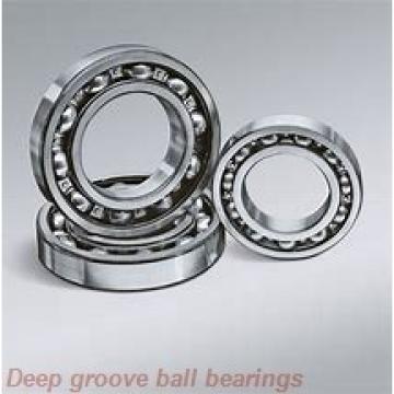 1.5 mm x 5 mm x 2 mm  skf W 619/1.5 Deep groove ball bearings