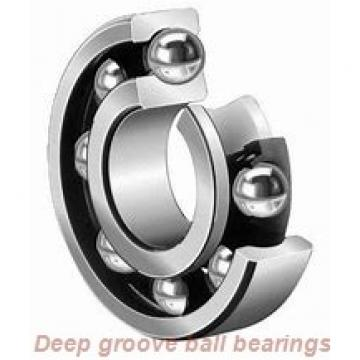12 mm x 28 mm x 8 mm  NTN 6001T2X4LLHC4/L417QTLQ Single row deep groove ball bearings