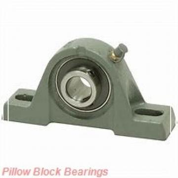 timken QAAPF18A307S Solid Block/Spherical Roller Bearing Housed Units-Double Concentric Four-Bolt Pillow Block