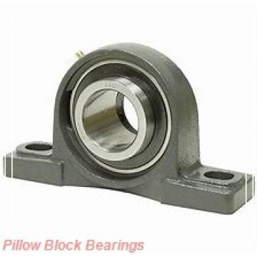 timken QAAPR15A211S Solid Block/Spherical Roller Bearing Housed Units-Double Concentric Four-Bolt Pillow Block