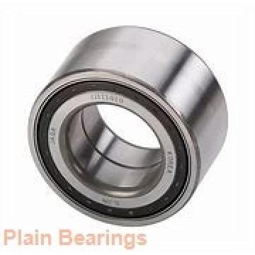 9,525 mm x 11,906 mm x 19,05 mm  skf PCZ 0612 M Plain bearings,Bushings