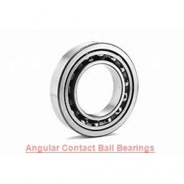 80,000 mm x 200,000 mm x 48,000 mm  NTN 7416BG Single row or matched pairs of angular contact ball bearings