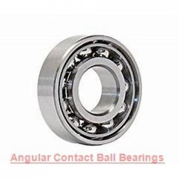 25,000 mm x 52,000 mm x 15,000 mm  NTN 7205BG Single row or matched pairs of angular contact ball bearings