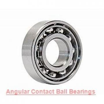 35 mm x 80 mm x 21 mm  NTN 7307BL1G Single row or matched pairs of angular contact ball bearings
