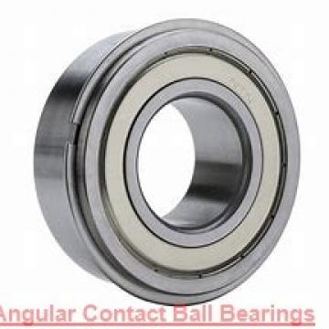 15 mm x 42 mm x 13 mm  NTN 7302B Single row or matched pairs of angular contact ball bearings