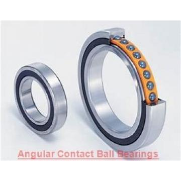 17 mm x 40 mm x 12 mm  SNR 7203B Single row or matched pairs of angular contact ball bearings