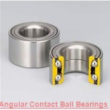 90 mm x 190 mm x 43 mm  NTN 7318B Single row or matched pairs of angular contact ball bearings