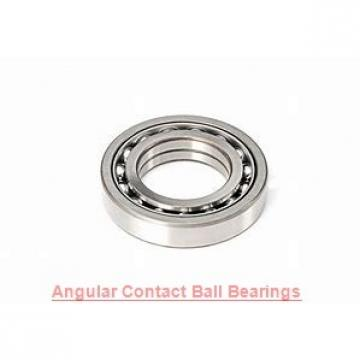 17 mm x 47 mm x 14 mm  NTN 7303B Single row or matched pairs of angular contact ball bearings