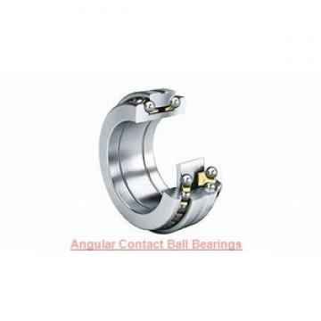 35 mm x 80 mm x 21 mm  NTN 7307 Single row or matched pairs of angular contact ball bearings