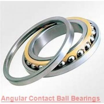 100 mm x 215 mm x 47 mm  SNR 7320.BG.M Single row or matched pairs of angular contact ball bearings