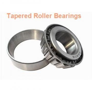 31,75 mm x 68,262 mm x 22,225 mm  NTN 4T-02476/02420 Single row tapered roller bearings