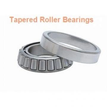 31,75 mm x 68,262 mm x 22,225 mm  NTN 4T-02475/02420 Single row tapered roller bearings