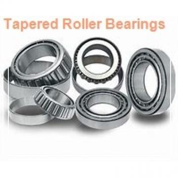 31,75 mm x 73,025 mm x 22,225 mm  NTN 4T-02875/02820 Single row tapered roller bearings