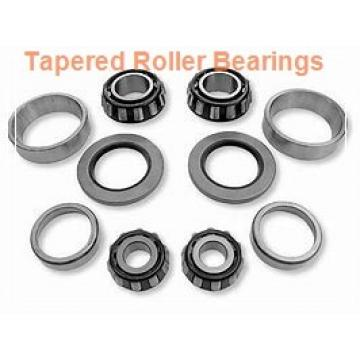 31.75 mm x 58,738 mm x 15,08 mm  NTN 4T-08125/08231 Single row tapered roller bearings