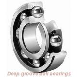 17 mm x 26 mm x 7 mm  skf W 63803-2RS1 Deep groove ball bearings