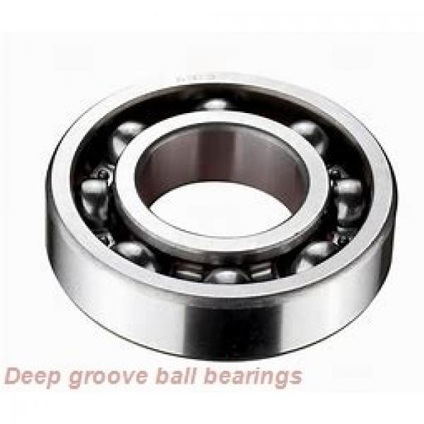 20 mm x 32 mm x 7 mm  skf W 61804 R-2Z Deep groove ball bearings #1 image