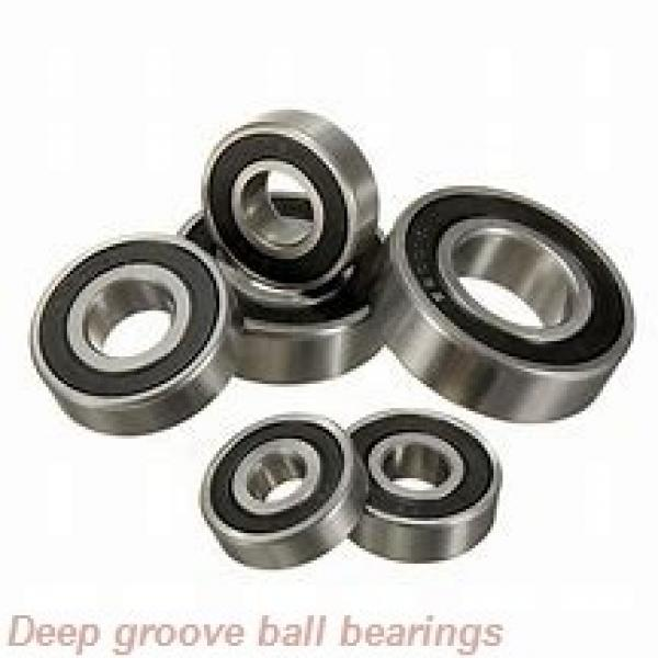10 mm x 15 mm x 4 mm  skf W 61700 XR-2ZS Deep groove ball bearings #1 image