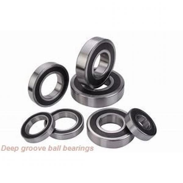 10 mm x 26 mm x 8 mm  NTN 6000ZZC3/L412 Single row deep groove ball bearings #1 image