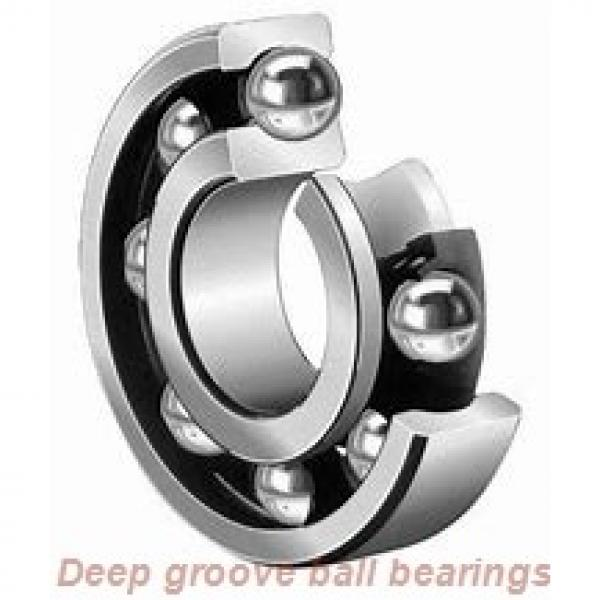 45 mm x 75 mm x 16 mm  skf W 6009-2RS1 Deep groove ball bearings #1 image