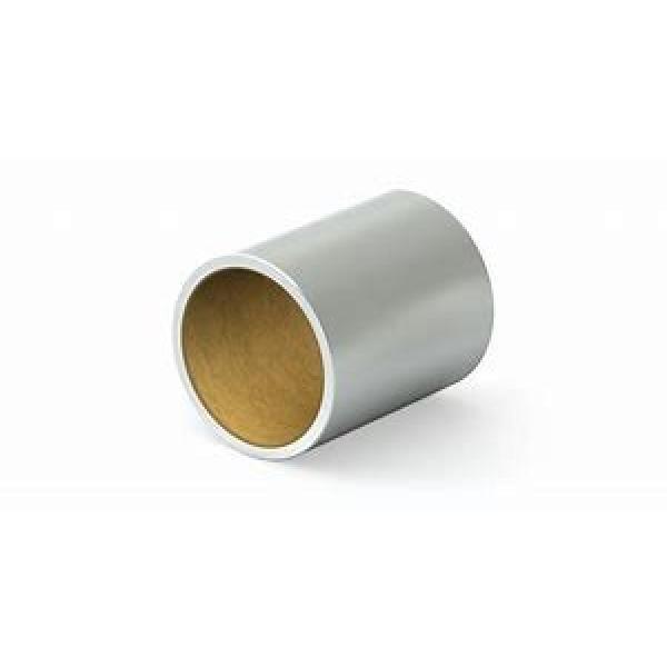 50.8 mm x 80.963 mm x 44.45 mm  skf GEZ 200 ES-2LS Radial spherical plain bearings #1 image