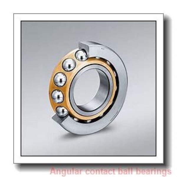 60 mm x 130 mm x 31 mm  skf 7312 BEGAM Single row angular contact ball bearings #1 image