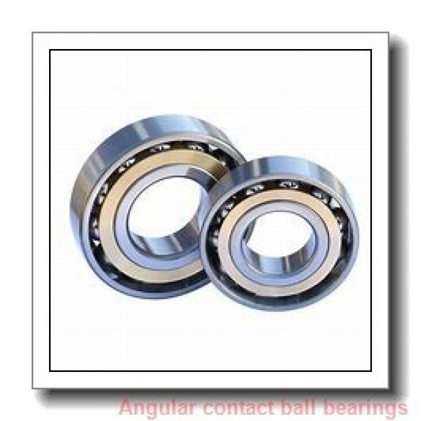 40 mm x 90 mm x 23 mm  skf 7308 BEGAM Single row angular contact ball bearings #1 image