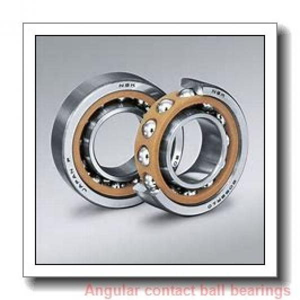 65 mm x 120 mm x 23 mm  skf 7213 BECBJ Single row angular contact ball bearings #1 image
