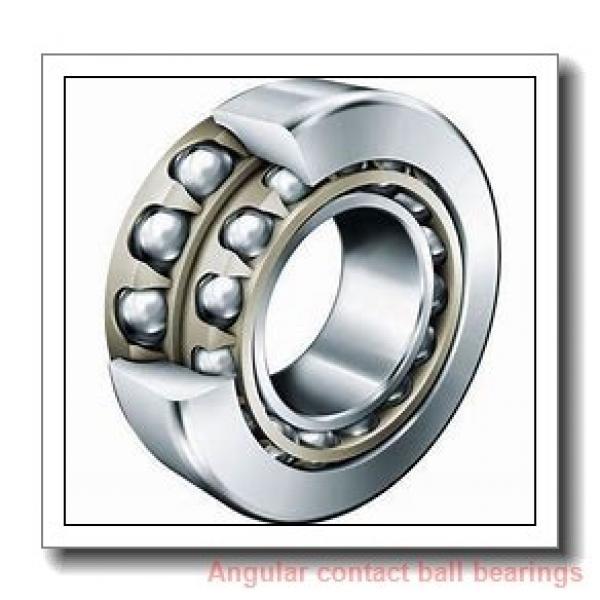 10 mm x 30 mm x 9 mm  skf 7200 BECBP Single row angular contact ball bearings #1 image
