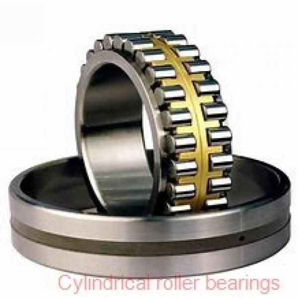 75 mm x 130 mm x 25 mm  SNR NJ.215.E.G15 Single row cylindrical roller bearings #1 image