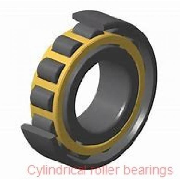 75 mm x 130 mm x 25 mm  SNR NJ.215.E.G15.J30 Single row cylindrical roller bearings #1 image