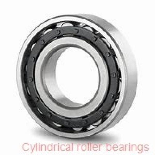 30 mm x 62 mm x 16 mm  SNR NJ.206.EG15J30 Single row cylindrical roller bearings #1 image