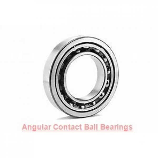 100 mm x 215 mm x 47 mm  NTN 7320BL1G Single row or matched pairs of angular contact ball bearings #1 image
