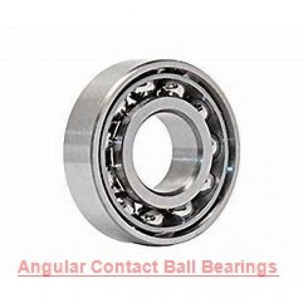 55 mm x 100 mm x 21 mm  SNR 7211.BGA Single row or matched pairs of angular contact ball bearings #1 image