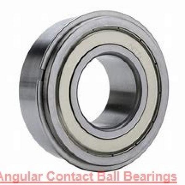 20 mm x 42 mm x 12 mm  NTN 7004 Single row or matched pairs of angular contact ball bearings #1 image