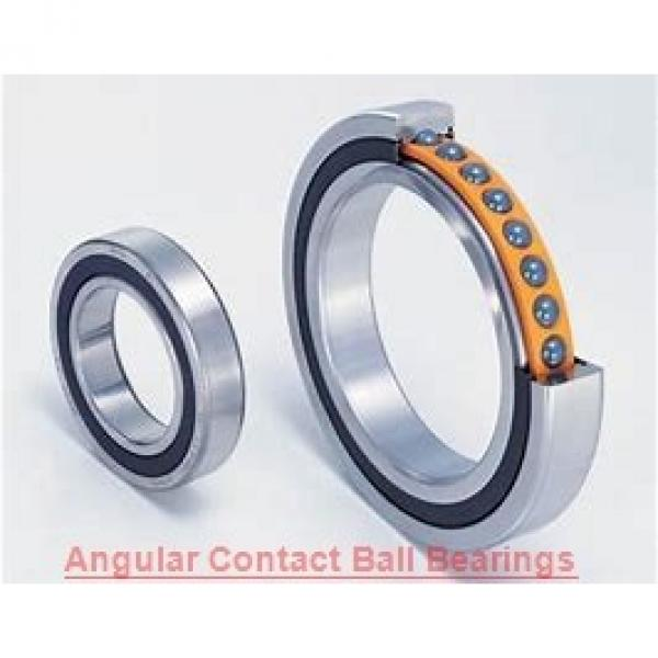 30,000 mm x 62,000 mm x 16,000 mm  NTN 7206BG Single row or matched pairs of angular contact ball bearings #1 image