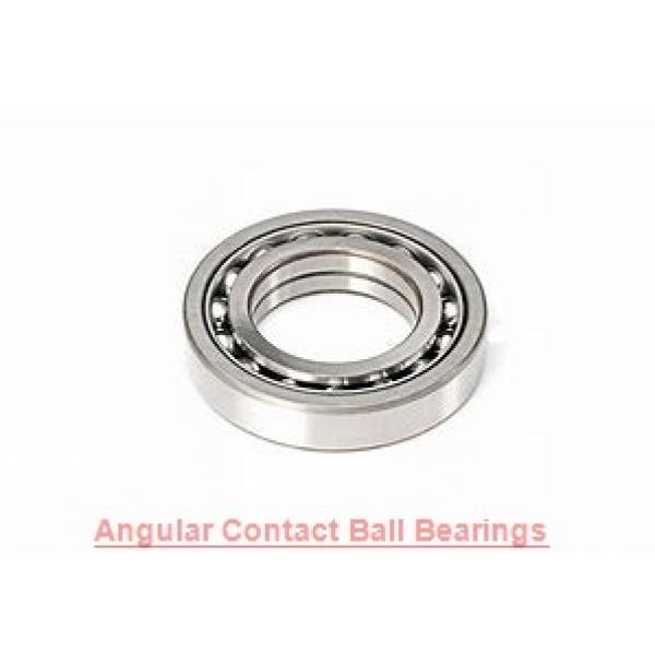 80 mm x 170 mm x 39 mm  SNR 7316.BG.M Single row or matched pairs of angular contact ball bearings #1 image