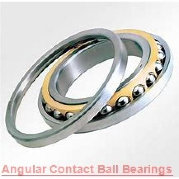 70 mm x 125 mm x 24 mm  SNR 7214.BGA Single row or matched pairs of angular contact ball bearings #1 image